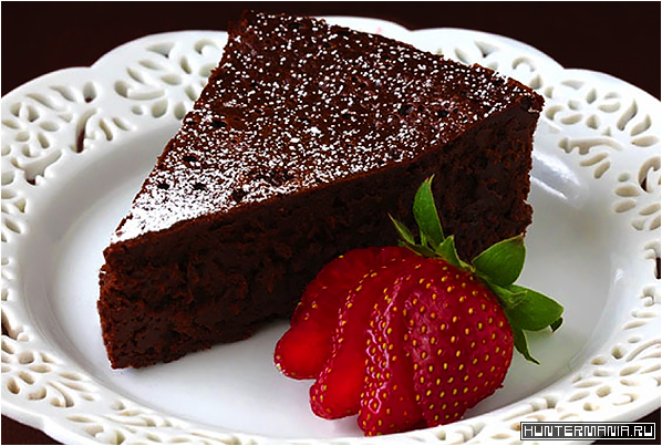Шоколадный нежный бисквит в мультиварке (рецепт)