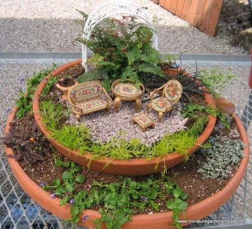 композиции из комнатных растений мини-сад
