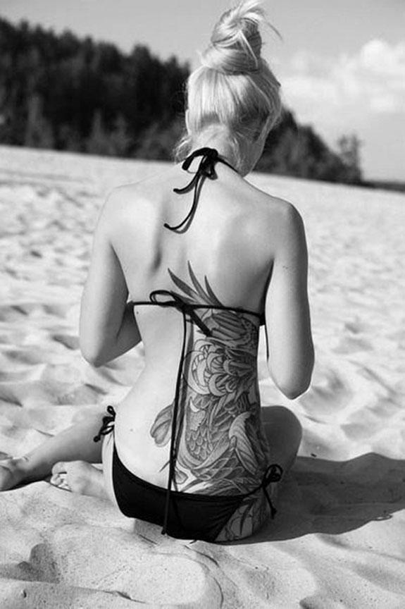 Фото: Идеи дизайна тату для женщин
