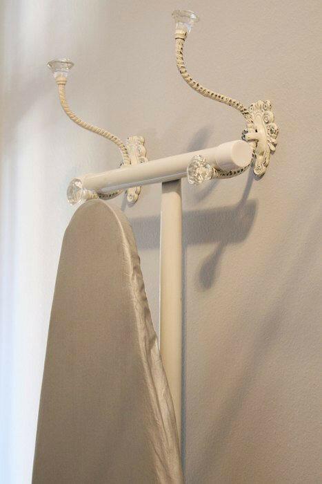 15 способов спрятать гладильную доску