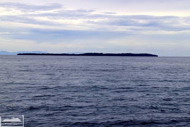 Остров Ови