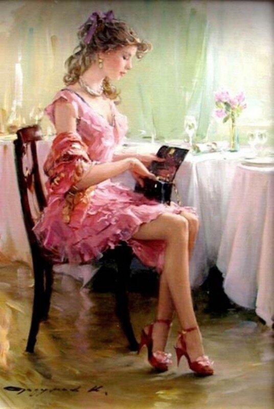Женщина-мечта. Константин Разумов.