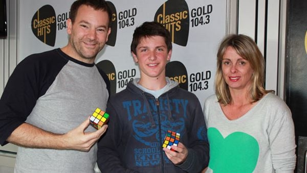 Феликс Земдегс, чемпион мира по сборке кубика Рубика