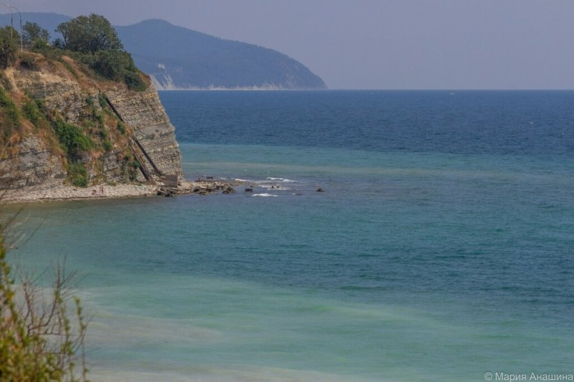Черноморский берег