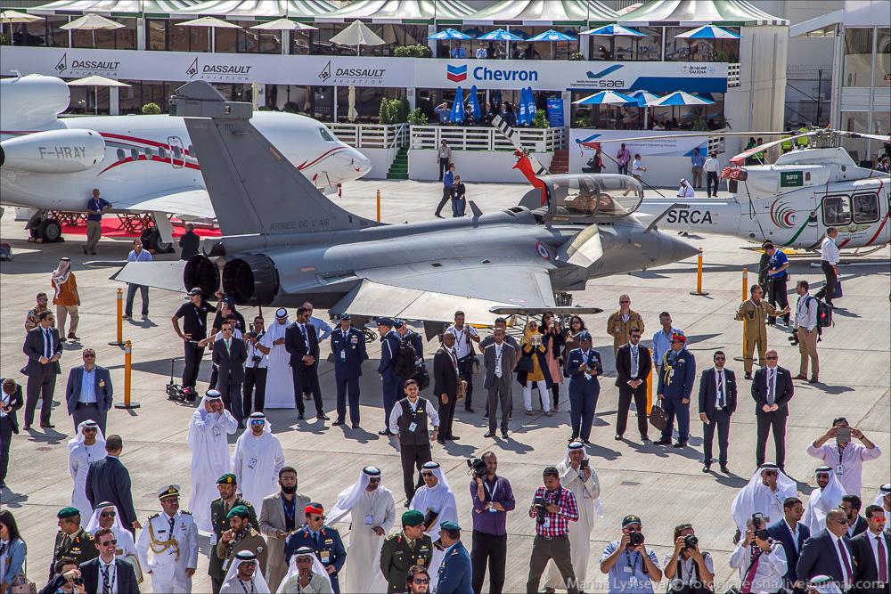 Dubai Air Show 2015 DAY 1