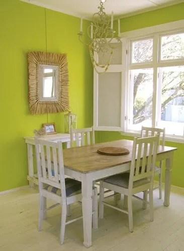 лимонный фисташковый цвет в интерьере