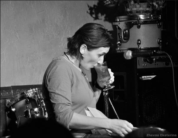 Квартирник - 'Ночные снайперы' - клуб 'Дума' - 19 декабря 2010 года