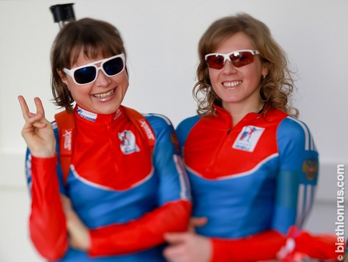 Могли стать кем угодно, но выбрали биатлон! Фотосессия сборной России по биатлону