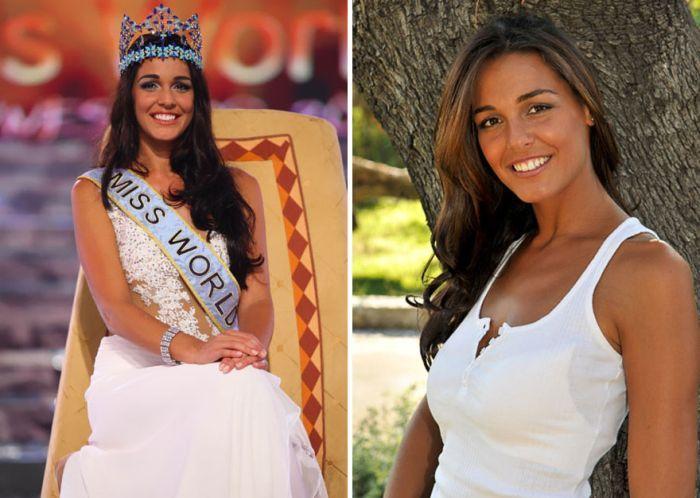 """Кайэн Алдорино, Гибралтар, """"Мисс мира 2009"""""""