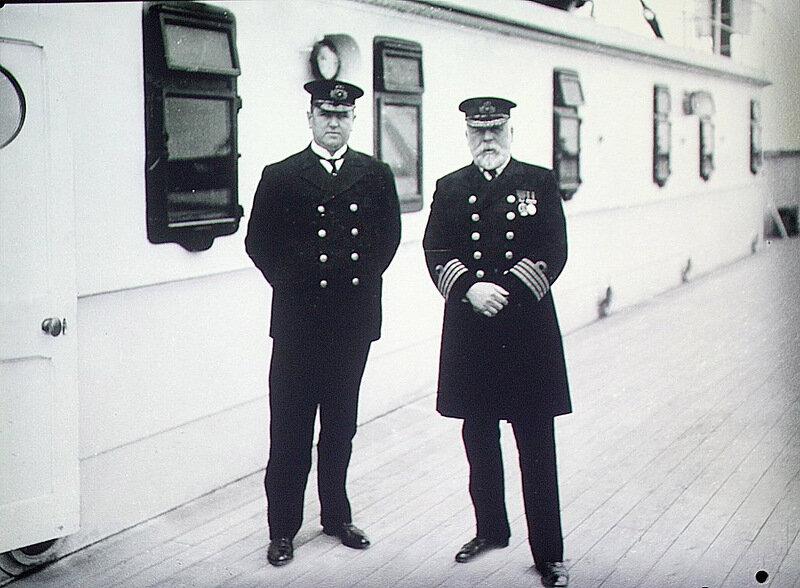 """""""Титаник"""". Столетняя трагедия в пятидесяти фотографиях"""