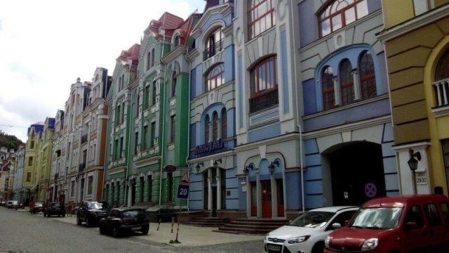 Воздвиженка в Києві 25 червня 2014