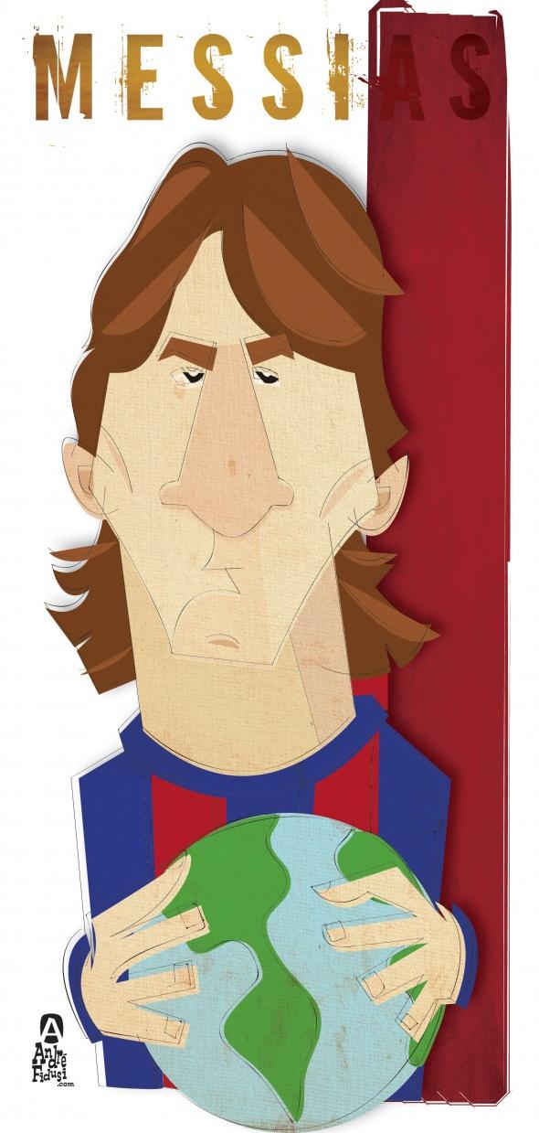 Andre Fidusi - бразильский дизайнер кратко о мировом футболе