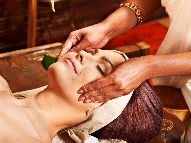 Вы сегодня выглядите великолепно! Секреты индийского, японского и китайского массажа лица