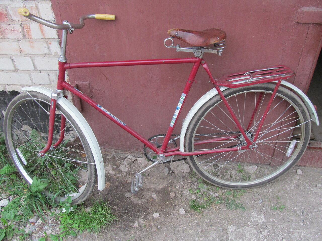 кроме как преобразить велосипед производства ссср фото сайт