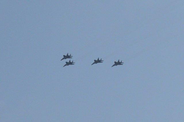 Літаки. Фотографії 15 серпня