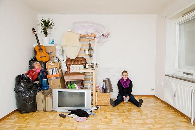 Шведский фотограф Sannah Kvist и любимые вещи её друзей