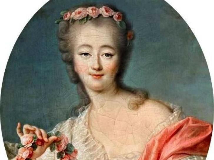 Мадам Дюбарри