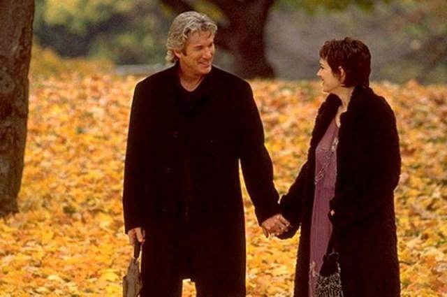 Самые романтичные осенние фильмы