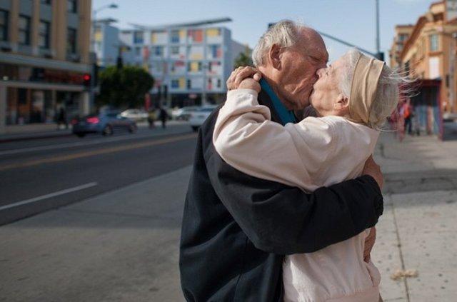 Семейные пары россиян, которые поженились после 50 лет