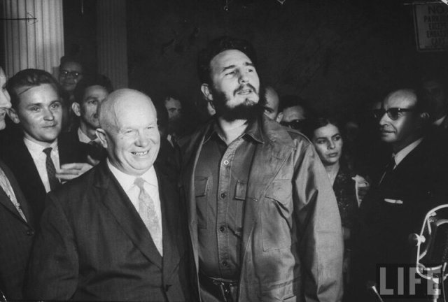 Самые важные события истории во времена Хрущева