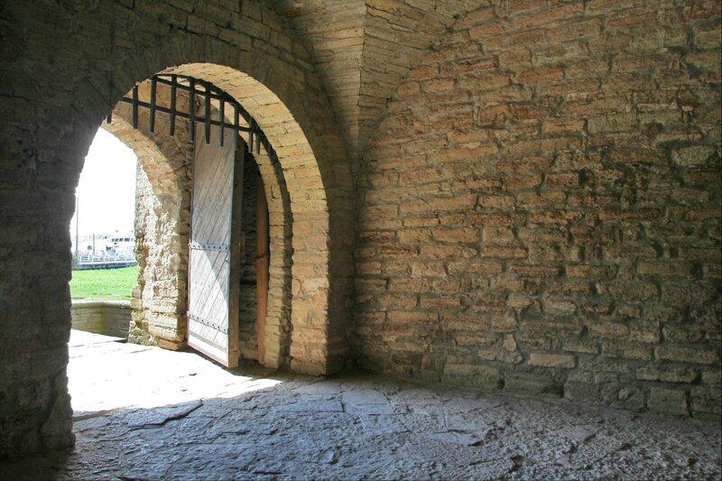 Крепость Орешек, Внутри Государевой башни