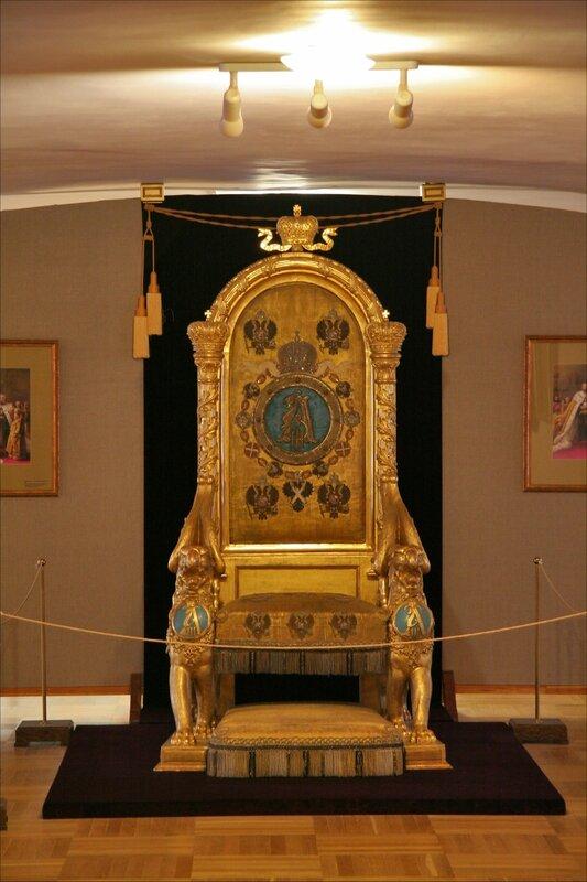Трон Александра III