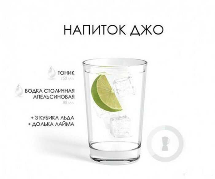 Напиток Джо