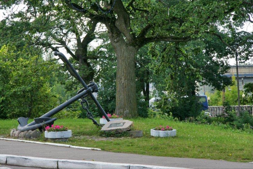 Адмиралтейский якорь, Шлиссельбург