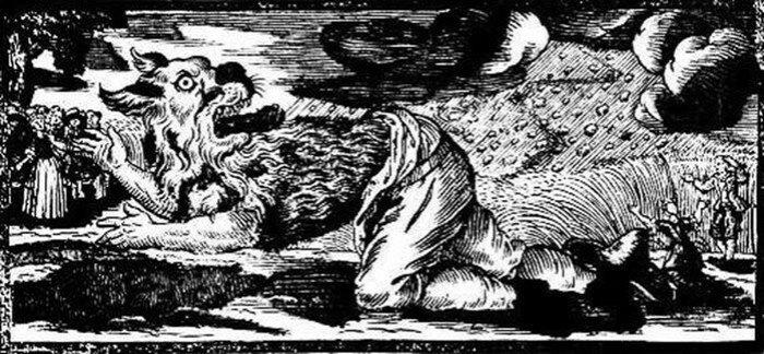 Страх и ужас в реале! 10 оборотней, которые существовали в действительности
