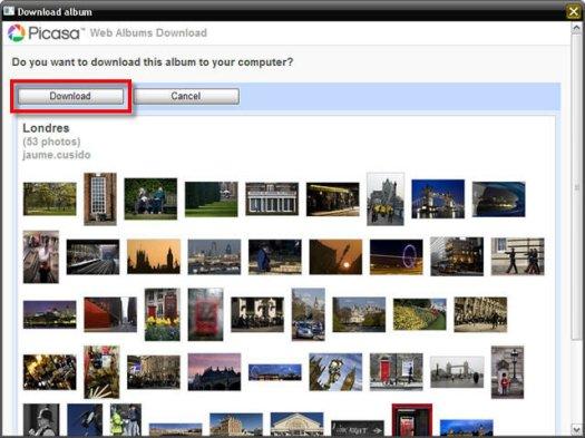 Как перекачать фотоальбом на Ли.ру из Вконтакте и PicasaWeb