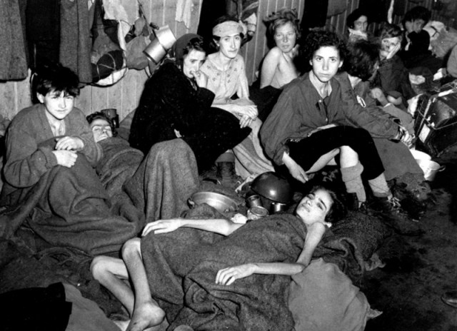Нацистские концлагеря