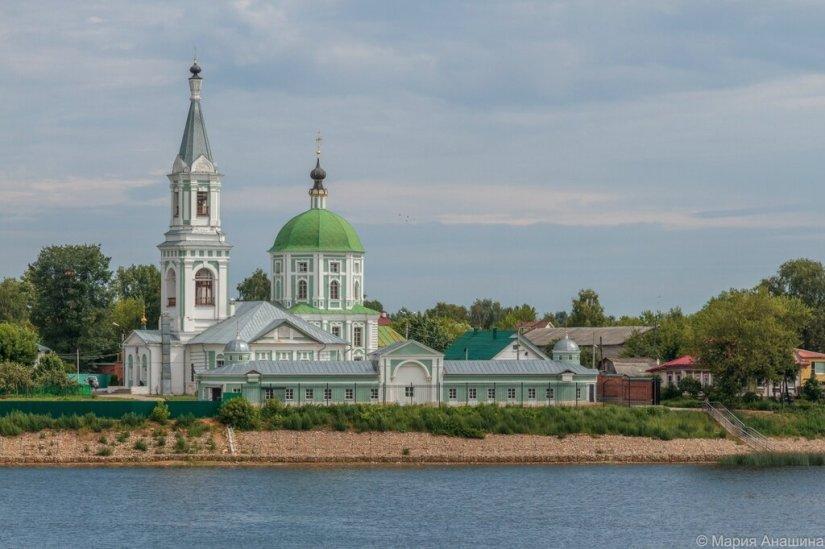Церковь Великомученицы Екатерины, Тверь