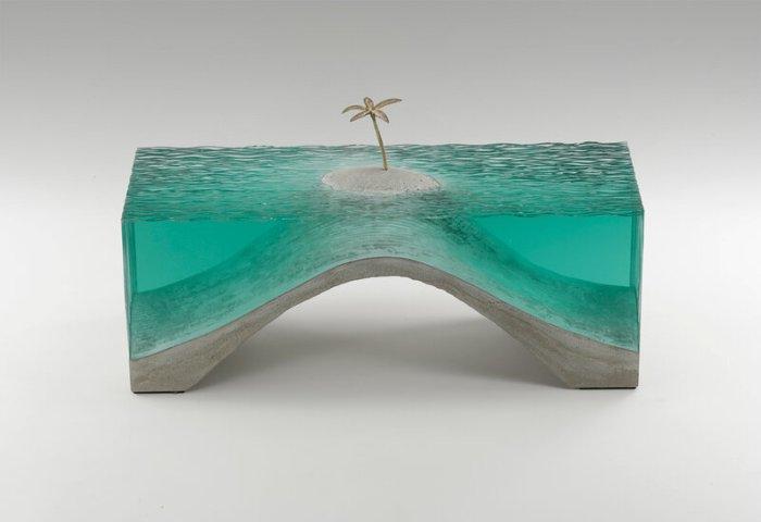 Бен Янг - австралийский скульптор-самоучка