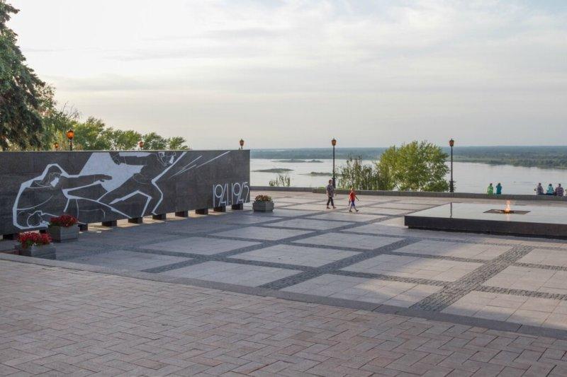 Мемориал погибшим в Великой Отечественной войне 1941-1945, Нижний Новгород