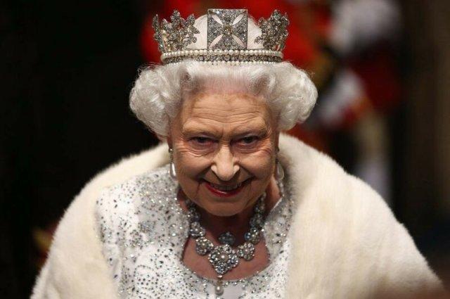 Их королевские величества