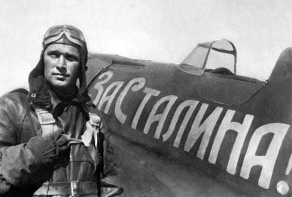 Летчик Борис Сафонов. Украинский мастер воздушного боя