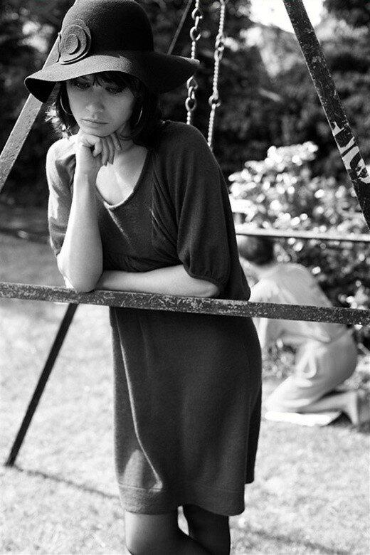 Ольга Куриленко в немецком издании журнала MAXIM