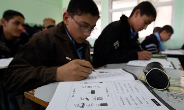 «Язык врага»: в школах сектора Газа учат иврит