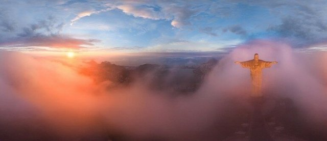 Airpano: Панорамы самых красивых мест на Земле