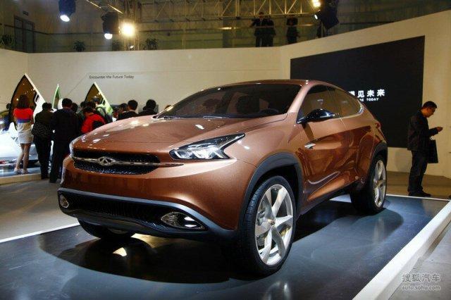 Китайские автомобильные компании