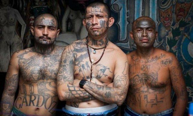 Mara Salvatrucha: самая страшная банда в мире
