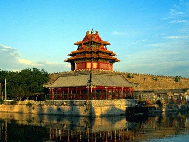 Китайская пагода горит огнями! Самые известные пагоды