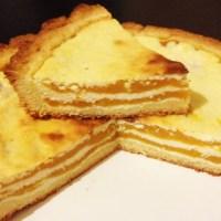 Тыквенно-творожный пирог как с картинки