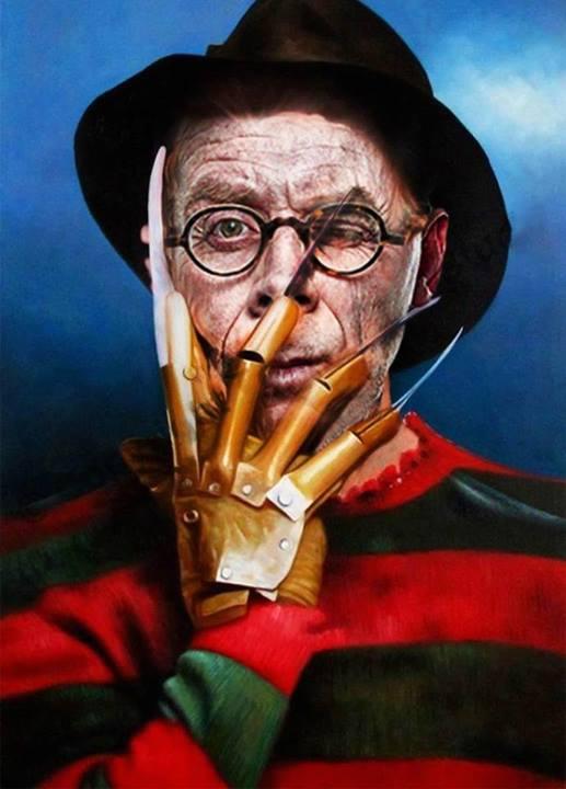 Halloween с  Adobe Systems, Inc. Лучшие костюмы для Старшего Креативного Директора Adobe - Рассела Брауна!
