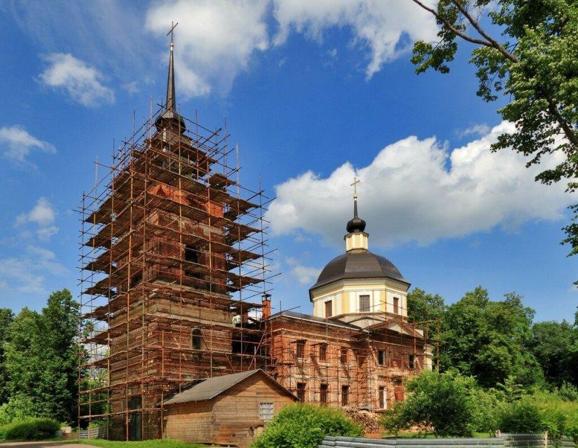 Подъячево, церковь Николая Чудотворца