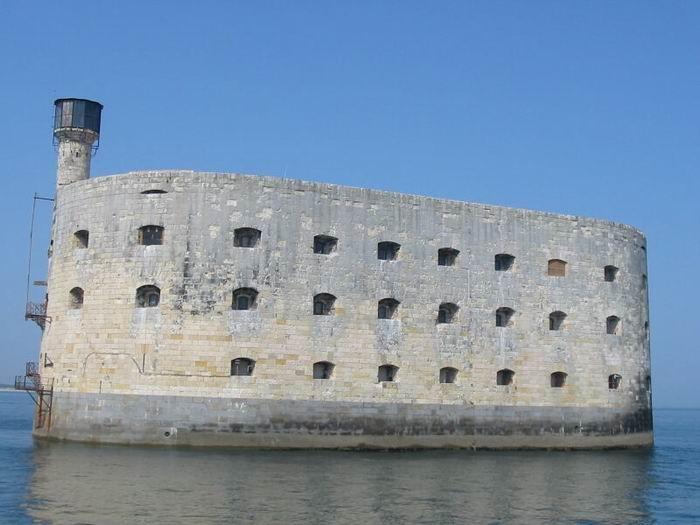 Fort Boyard / Форт Байяр — 350-летняя история