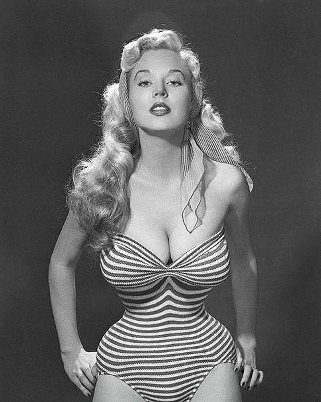 Бетти Бросмер, предшественница Мэрилин Монро, мечта всех мужчин 1940 50 х годов