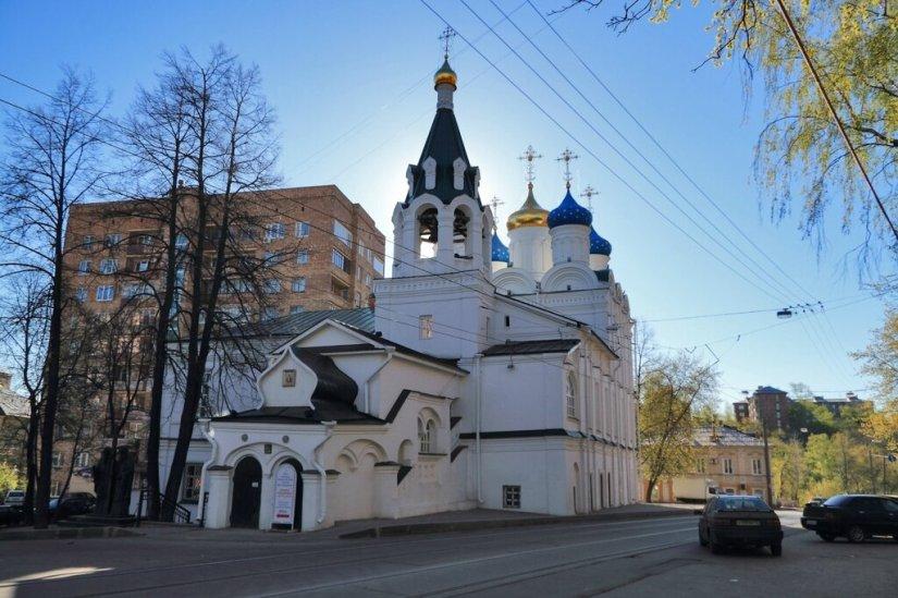 Церковь Знамения Божией Матери и святых Жен-Мироносиц