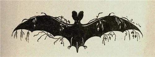 Эмблема театра «Летучая мышь»