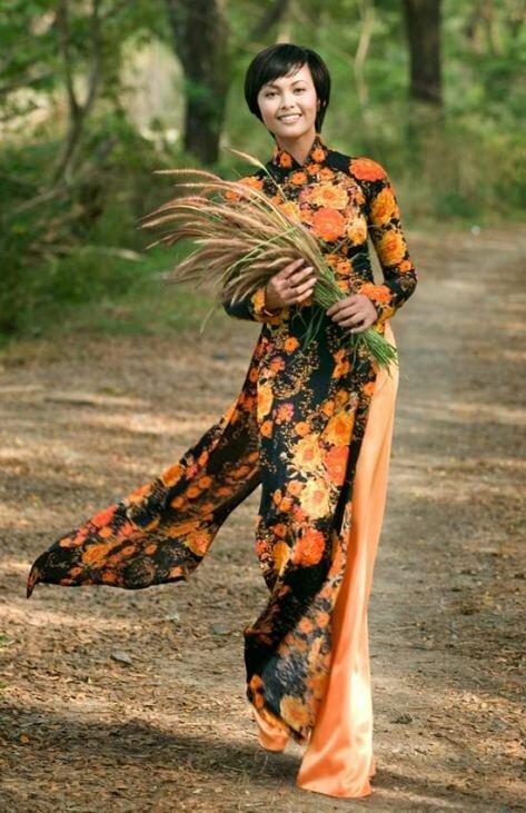 Фото национального костюма вьетнама